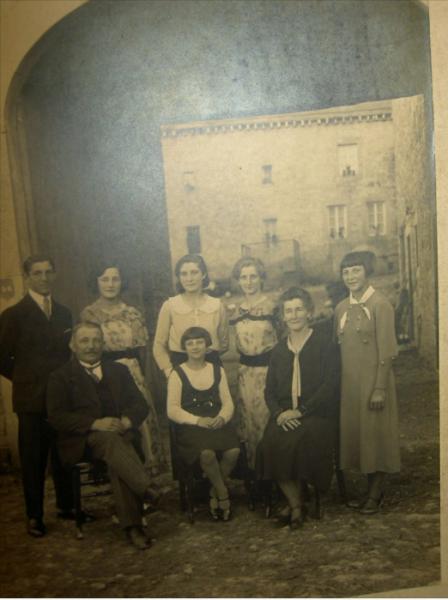 Famile grodent